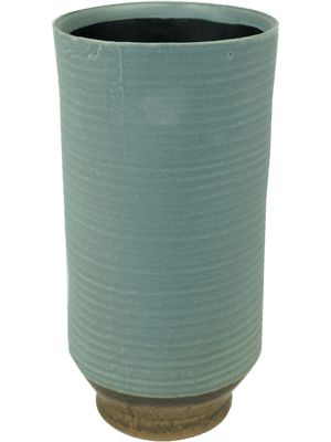 Indoor Pottery Pot High Suze Blue (per 6 pcs.) 13 - Pflanzgefasse