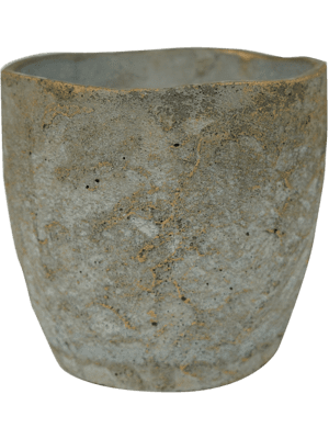 Indoor Pottery Pot Jens Grey (per 4 pcs.) 16 - Planter