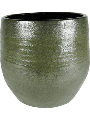 Indoor Pottery Pot Zembla Green 32 - Planter