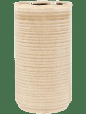 Jordy Pot Tall Light Grey 14 - Pflanzgefasse