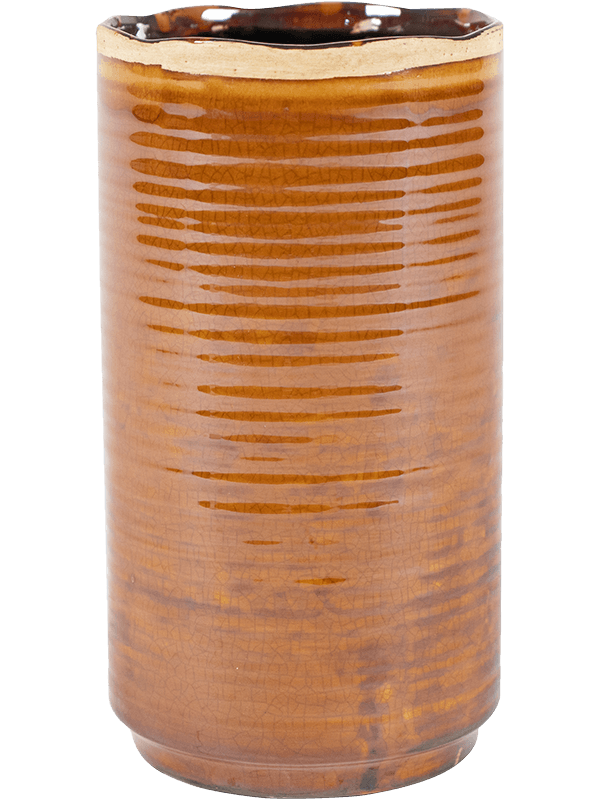 ter steege Jordy Pot Tall Caramel 14 - Plantenbak - Main image