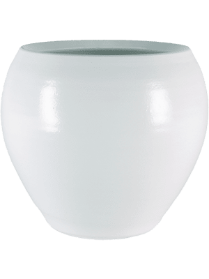 Cresta Pot Pure White 19 - Planter