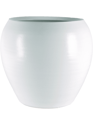 Cresta Pot Pure White 37 - Planter