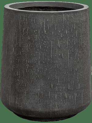 Raindrop Darcy anthracite 37 - Plantenbak