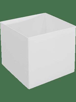 Stiel Trend Auf Rollen RAL 91010 Glanz (wasserdicht)  - Pflanzgefasse