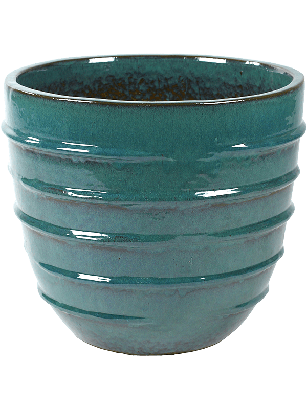 private label Beauty Couple Turquoise 56 - Planter - Main image
