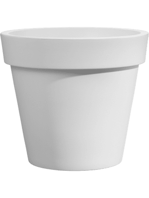 Rotazionale Easy Round Pot White 35 - Planter