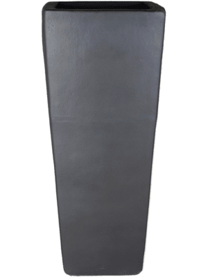 Plain Kubis Anthracite  - Planter