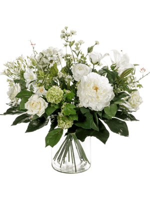 Bouquet white dream
